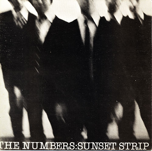 The Numbers front cover
