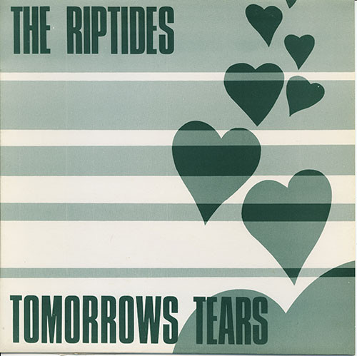Tomorrows Tears front album cover